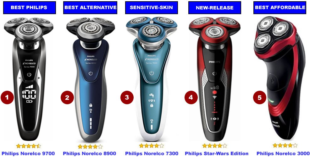 da3328dde59 ... than one Philips-Norelco shaver for men and came to agree that Philips-Norelco  Shaver 9700   Philips-Norelco Shaver 8900 are the Best Philips Electric ...