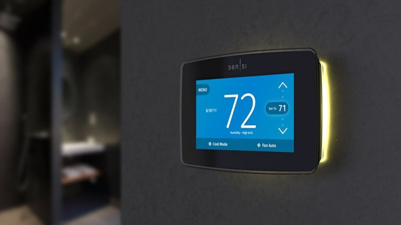 5 Best Smart Thermostats 2019 Top Rated Programmable