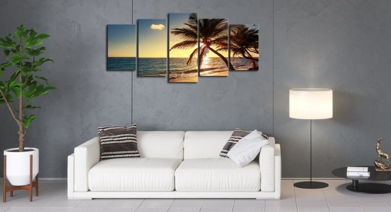 good Home Wall Decor Ideas Part - 18: 5 Best Wall Decor Ideas in 2019 u2013 Top Rated Stylish Wall Art for Homes and  Apartments: