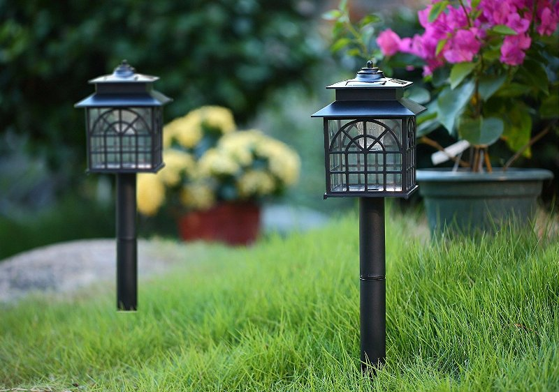 5 Best Outdoor Lights In 2018 U2013 Top Rated Landscape, Garden And Wall Lights  Reviewed: