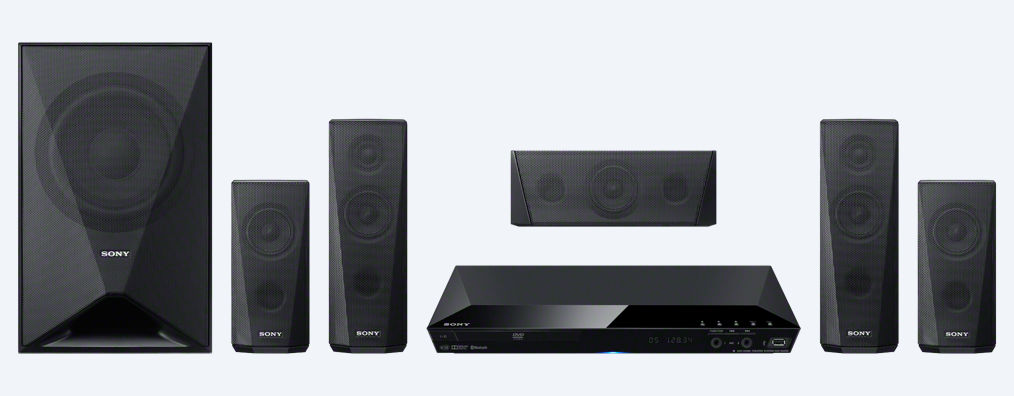 Sony Wireless Speaker Home Theater System Amazon