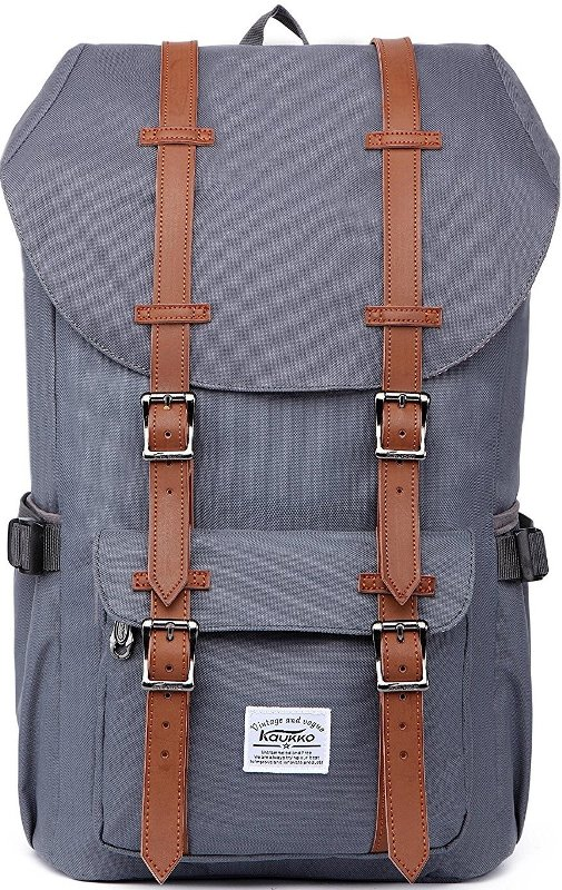 3-CHOICE  KAUKKO Laptop Outdoor Backpack for Travel c77790b75daf9