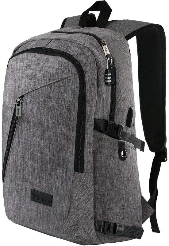 Reviews Of The Best Backpacks To Buy In 2019   1-CHOICE  Mancro Smart  Laptop Backpack   Travel Computer Bag ... f4dd2f447f2a6