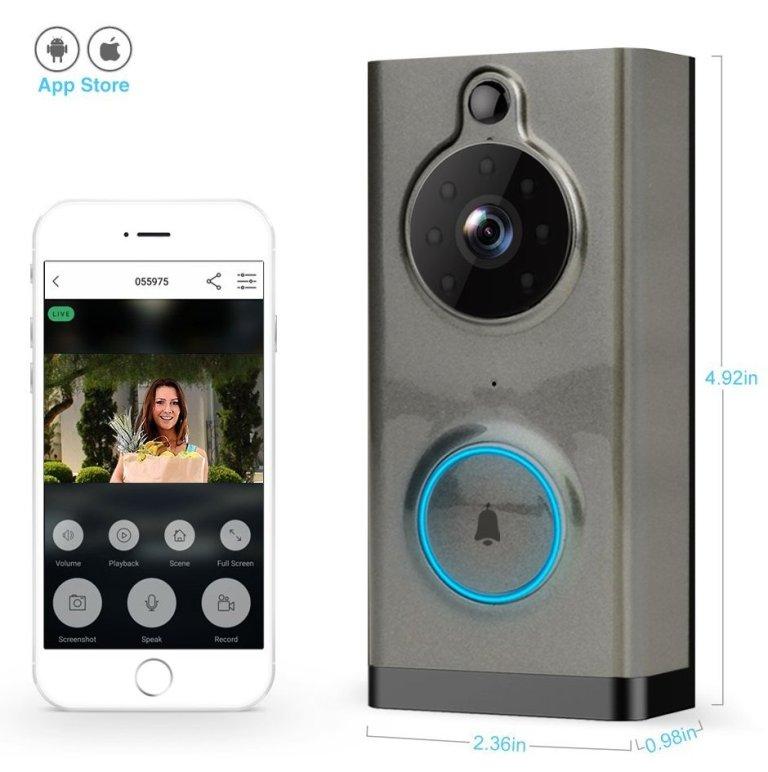 5 Best Video Doorbells In 2019 Top Rated Wi Fi Enabled
