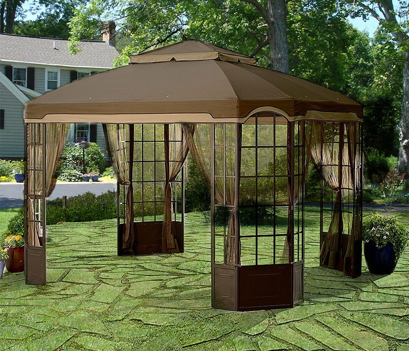 5 Best Canopies And Gazebos 2019 Top Rated Outdoor