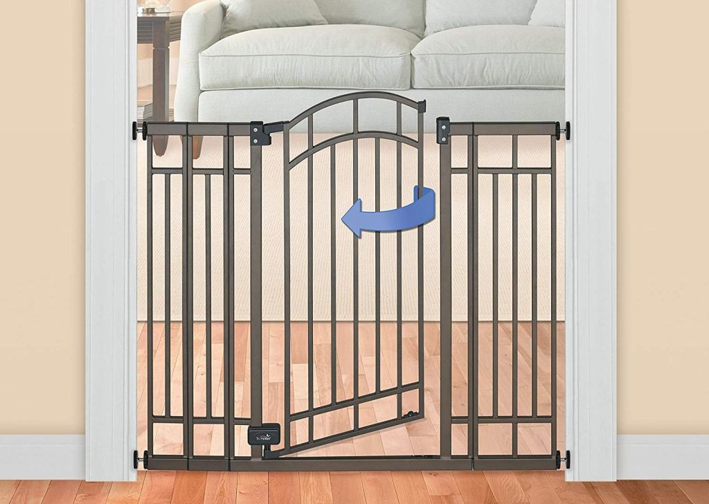 5 Best Baby Gates For Stairs Amp Doorways Reviewed In 2020