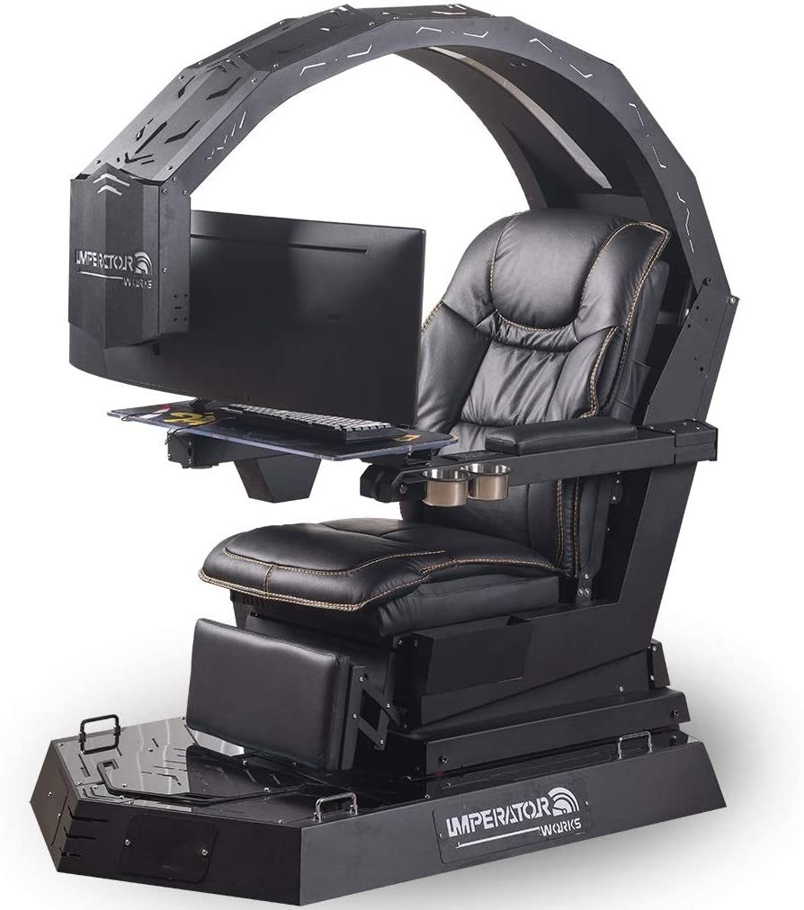 5 Best Gaming Chairs in 2020 - Top Rated PC Video Game Chairs