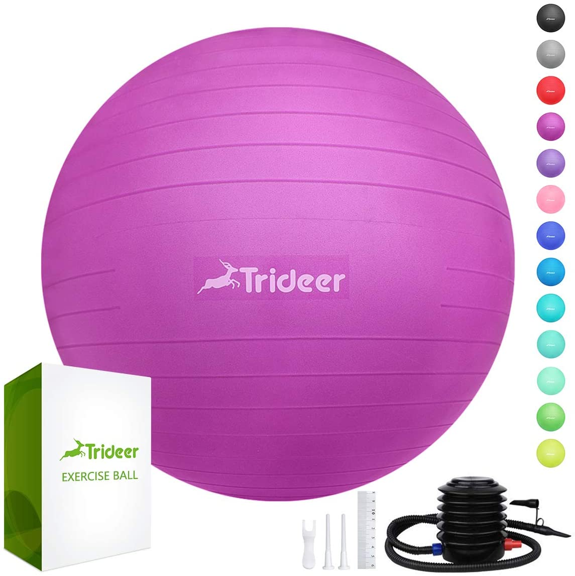 5 Best Exercise Balls In 2020 Top Rated Fitness Stability Balance Yoga Exercise Balls Reviewed Skingroom