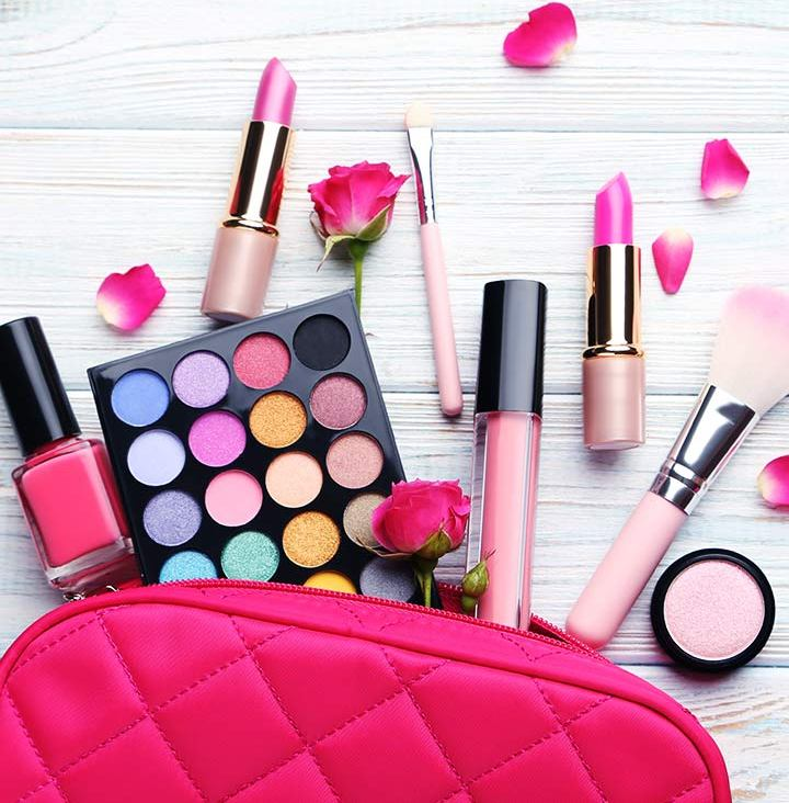 makeup kit kits items bridal beauty india celebrities names kenyan without priceline student sets skingroom rated