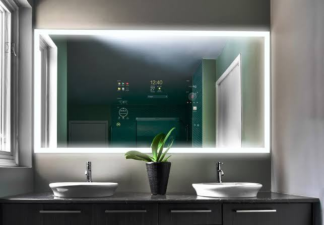 5 Best Smart Mirrors 2019 Top Rated Makeup Backlit